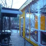 Беседка в Борисково