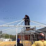 Последние элементы крыши
