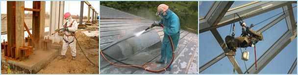 Защита металлокаркаса