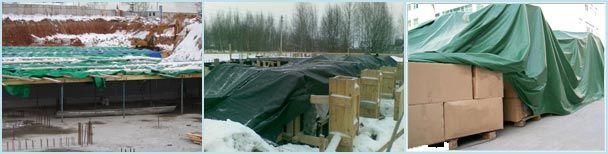 Виды строительных укрытий