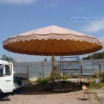 Зонт из ПВХ