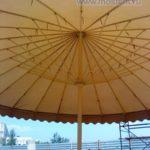 Конструкция зонта
