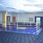 Боксерский ринг напольный
