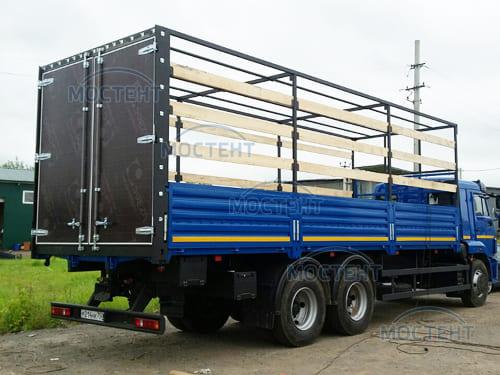 Ремонт грузовых тентов