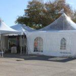 Тентовые палатки