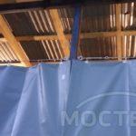 Раздвижные ПВХ шторы