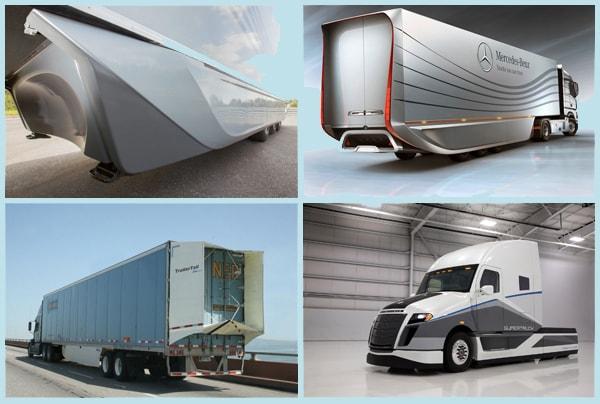 Аэродинамика грузовиков