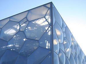 Тканевые материалы в архитектуре