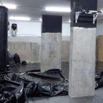 Борцовское покрытие
