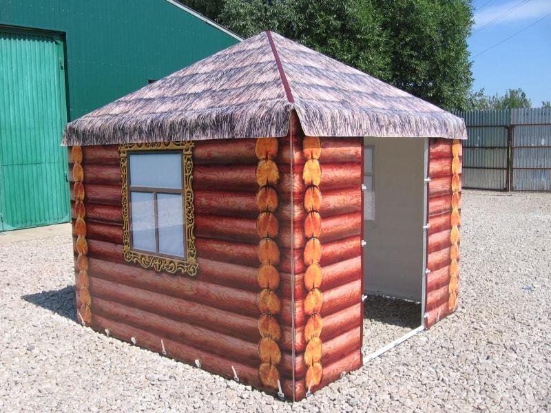 Купить агитационную палатку