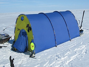 Рыбацкие ПВХ палатки