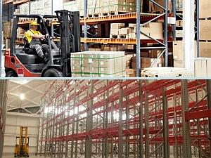 Как организовать переезд склада