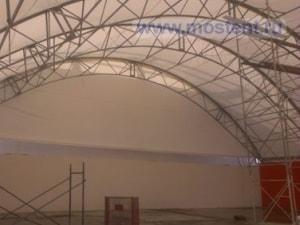 Арочная конструкция в городе Сочи