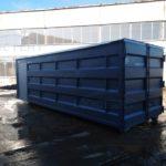 Тент на крышу контейнера