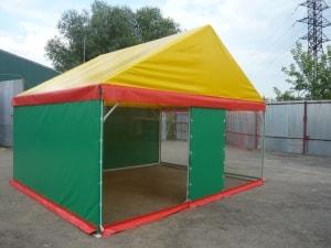 Фотографии торговых палаток