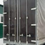 Портал под ворота для KRONE SD